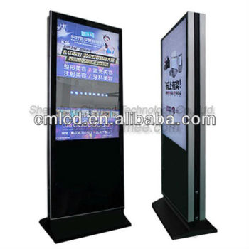 47'' Double Screen LED Advertising Display (Flight Information Display)