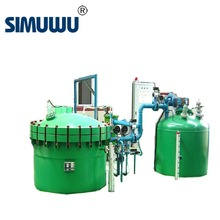 SIMUWU made Vacuum Pressure Impregnation tank For Electric Transformers VPI