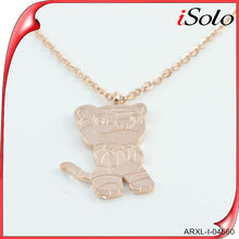 alibaba express jewelry tiger necklace animal shape necklaces jewelry