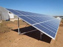 Easy installation 50kw ground mounted solar panel systems include pv cables also with omega power