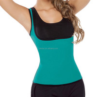 Slimming Neoprene Vest Hot Sweat Shirt