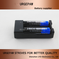 Brand cell with pcb li-ion rechargeable battery 3.7V 3400mah 18650 battery factory price 3.7V 18650 battery for electric bike
