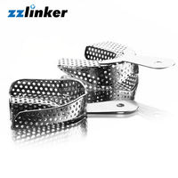 Dental Instruments Stainless Steel Teeth Trays