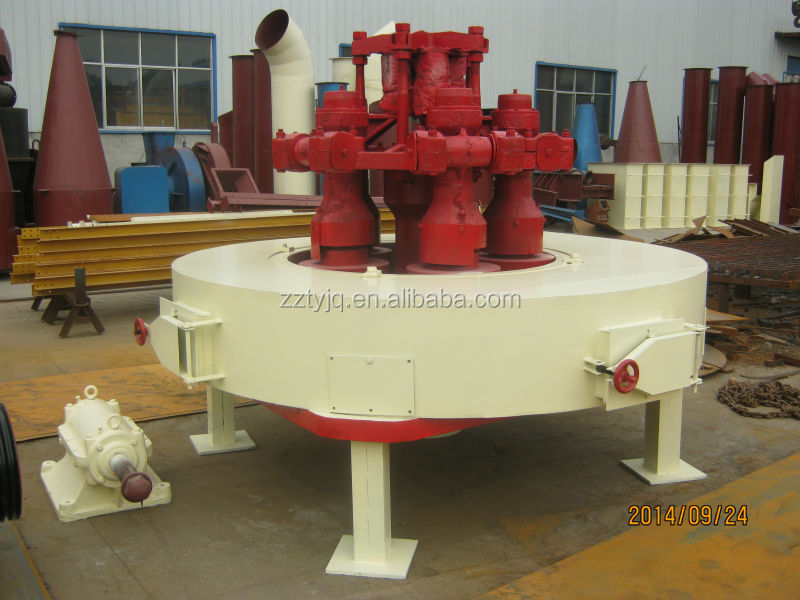 Installation site of Pakistan raymond grinding mill
