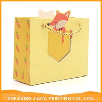 Professional Factory Made Luxury Shopping Paper Bags Manufacturing Process