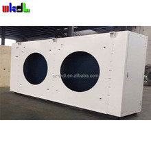 big size duct evaporative desert aluminum air cooler with factory price