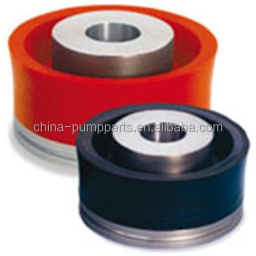 piston type inch rubber plastic security seals for water meter