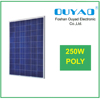 China cheapest price list Poly Solar Panel 150w 250w for Pakistan,India,Afghanistan Afghan Markets