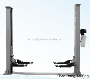 4T sell well high quality cheap hydraulic used 2 post car lift /car hoist from Chinese Manufacturer