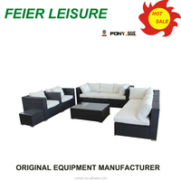 new style rattan outdoor furniture uk with high quality