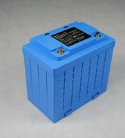 High Capacity Lifepo4 Solar Power Battery 12v 100Ah