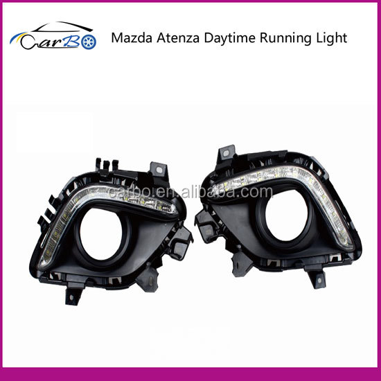 100% Shockproof & Waterproof Mazda Atenza LED daytime running light