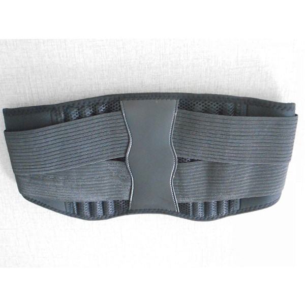 Buy bulk tvs advanced lumbar safty waist support belt back support girdle