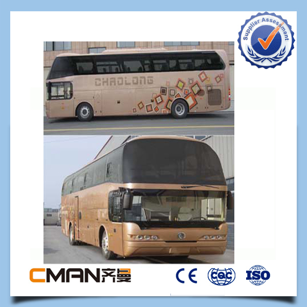 Dongfeng Brand 61Seats Cummins Engine Luxury Coach Bus for Sale