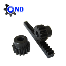 Teeth hardened C45 Steel Small Spur Gear