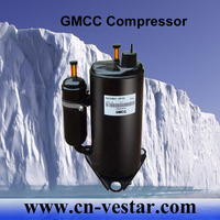Advanced ammonia screw compressor with stable support