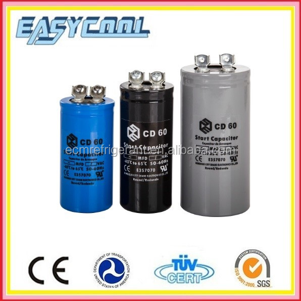 cd60a electrolytic motor starting capacitor,cd60 250v motor starting capacitor