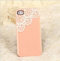 Unique design and cool hard plastic cell phone case for iphone 5