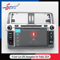 Android Auto GPS Navigation For Toyota Prado With Car DVD Player