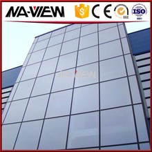 Weather proof fire resistant insulated exterior wall panel