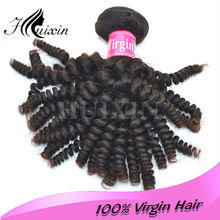 Hot new products for 2014 top grade wavy wholesale human virgin peruvian hair