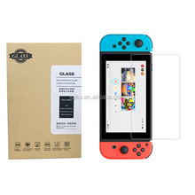 Best Selling Products Ultra Clear Tempered Glass Protective Film Screen Protector For Nintendo Switch Console