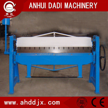 manual edge folding machine for air duct forming