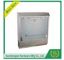 SMB-056SS Hot Selling Metal Square Letterbox Promo