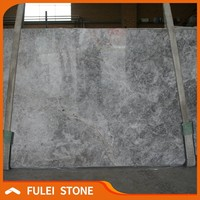 Hot Sale Turkish Tundra Grey Color Marble For Australia Market