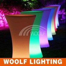 waterproof led light up patio furniture