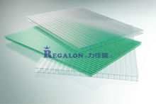 Clear Polycarbonate Roofing Panels