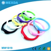 Promotional hot selling silicone digital kids gift cheap chinese watch