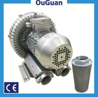 220mbar 2.2KW High Effeciency Performance Suction or Aeration Blower