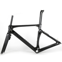 Professional design 700c road bicycle carbon frame / high quality carbon road bike frame