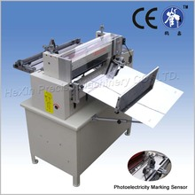 Hexin-360D Photoelectirc Eye Paper Roll To Sheet Cutting Machine