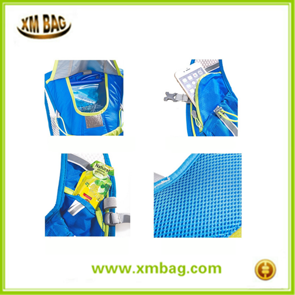 Unisex outdoor running hydration vest3.png