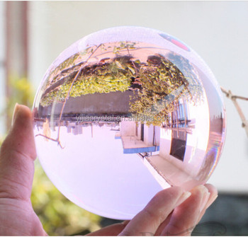 Personalized Upscale Seven Color Crystal Ball for Sale / Home Decor
