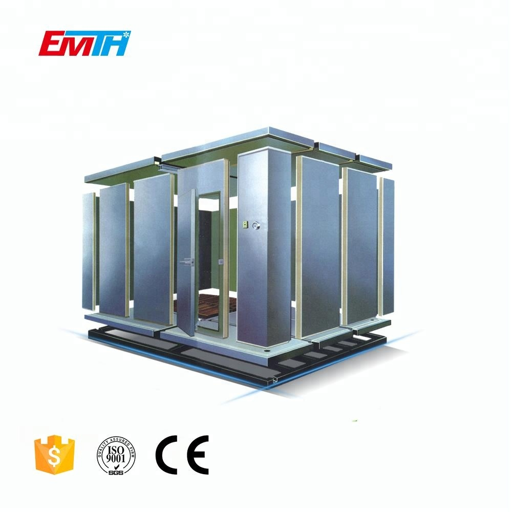 Best Price Frozen Cold Storage Room For Milk And Eggs