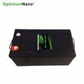 rechargeable small 12v 200ah lithium ion battery for electric boat