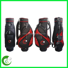 Synthetic Leather Custom Made Golf Cart Bag