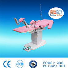 Best selling product Nantong Medical gynecology operation theatre table delivery bed suppliers Of New Structure