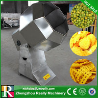 Food grade stainless steel low invest commercial tortilla flavoring machine