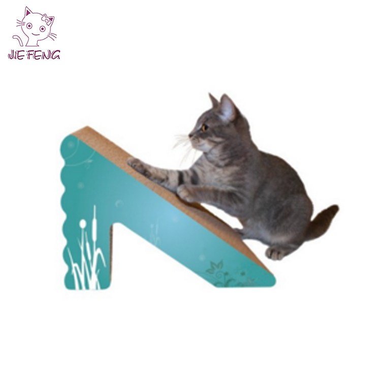 Hot sale Design customized durable pet cat scratcher Board