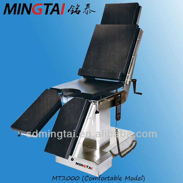 Electric ent operating table MINGTAI BRAND with CE
