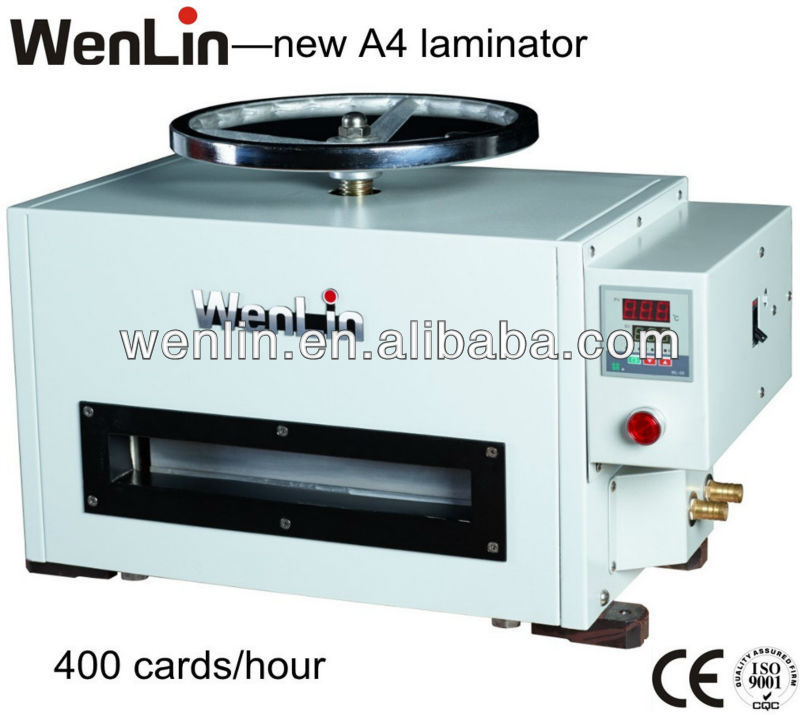 New model heat and cold laminating machine with higher cost performance