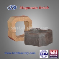 Fired Magnesia Brick for Glass Kiln