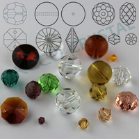 cheap price glass bead, keco crystal is a glass bead wholesale of all kinds of crystal beads in China