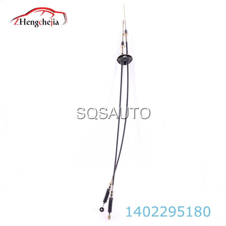 Provide a large number of car parts For Geely OEM 1402295180 Auto Brake Shift cable