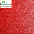 Powder coating red cracked texture paint