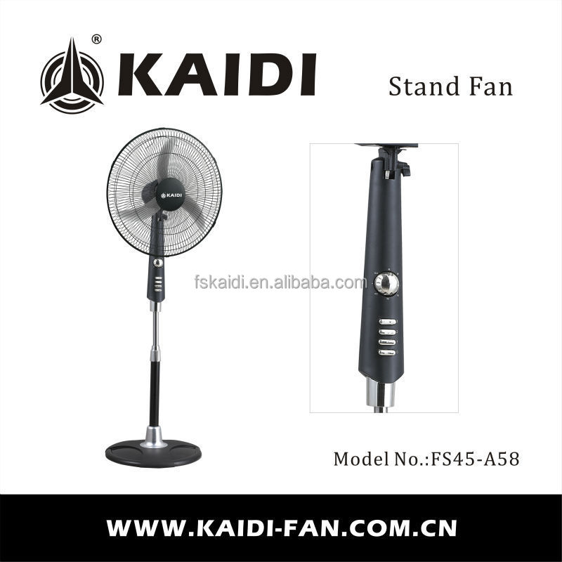 AC pedestal stand fan parts from guangdong GD